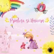 Botez Prinţesa şi Unicorn- Colecţie de lux
