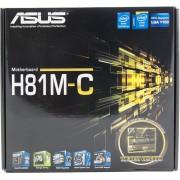 Matična ploča Asus H81M-C, s1150, mATX