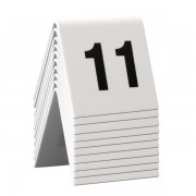 conf. 10 Segnaposto set da n° 11 a n° 20 Securit TN-11-20 - 303219 - Securit