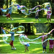 Mega buborékfújó