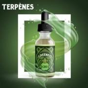 Greeneo E-liquide au CBD 50 mg et aux terpènes de cannabis OG Kush (Greeneo)