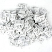 DMF Free ORIGNAL SILICA GEL DESICCANT PACKETS (Pack of 40) Each 50 Gram- For Moisture Absorb - Pack of 2 KG