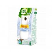Odorizant Air Wick aparat + rezerva Cool Linen & White Lilac 250ml