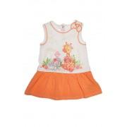 Rochita de vara pentru fete, Mayoral (imprimeu colorat)