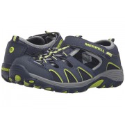Merrell Hydro H2O Hiker Sandals (ToddlerLittle Kid) NavyLime