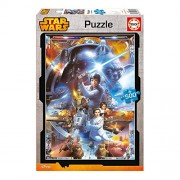 "Educa Borras 16167 ""Star Wars Puzzle (500-Piece)"