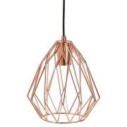 Suspension design 'CHIPCHIP' couleur cuivre