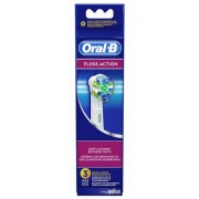 EB25-3 elektromos fogkefe pótfej Oral-B MicroPulse 3db