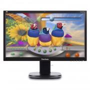 """ViewSonic VG Series VG2437Smc 24"""""""" Full HD LCD/TFT Negro pantalla para PC"""