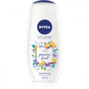 Nivea Care Shower Passion Fruit gel calmant pentru dus 250 ml