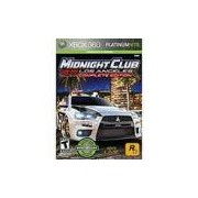 Game Midnight Club La Complete Edition Take - XBOX 360