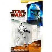 Star Wars 2009 Saga Legends Action Figure SL No. 4 Episode II Clone Trooper