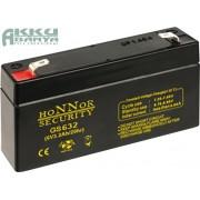 HONNOR 6V 3,2Ah akkumulátor