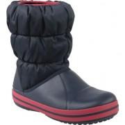 cizme de iarna pentru copii de iarnă Cizme bleumarin an puf. 33/34 (14613-485)