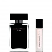 Narciso Rodriguez For Her EDT Confezione 50 ML EDT + 10 ML Hair Mist