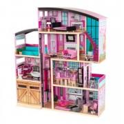 KidKraft Shimmer Mansion s vybavením