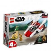 LEGO Star Wars Rebel A-Wing Starfighter 75247 pentru 4+