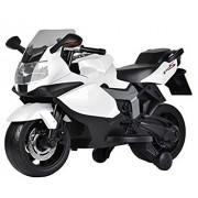 Krishna Mehta Battery Operated Ride On Like BMW Kids Bike K 1300 - Blue