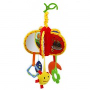 Jucarie plus carticica de calatorii Baby Mix