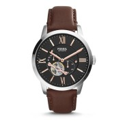 Fossil Men's Automatic Watch - ME3061 (Brown)