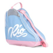 Geanta Rio Roller Script Blue/Pink