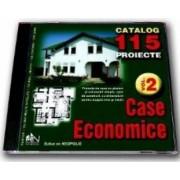 Cd proiecte case economice volumul 2
