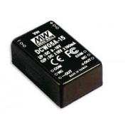 Tápegység Mean Well DCW05A-12 5W/12V/230mA