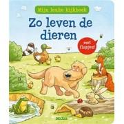 Deltas Boek Mijn Leuke Kijkboek Zo Leven De Dieren
