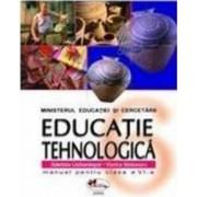 Manual educatie Tehnologica Clasa 6 - Gabriela Lichiardopol Viorica Stoicescu