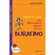 Cheita de aur sau minunatele patanii ale lui Buratino