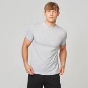 Myprotein Camiseta Luxe - XL - Gris medio