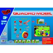 Quadro Конструктор Quadro Крупногабаритный Mobile 15 элементов