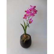 rchidee Dendrobium lila/paars Kunstplanten en kunstbloemen