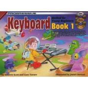 Progressive Keyboard Method for Young Beginners: Bk. 1 by Andrew Scott