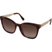 Jimmy Choo Cat-eye Sunglasses(Brown)
