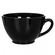 Cana supa neagra ceramica