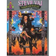 Various Authors Steve Vai: Passion and warfare