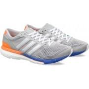 ADIDAS ADIZERO BOSTON 6 M Running Shoes For Men(Grey)