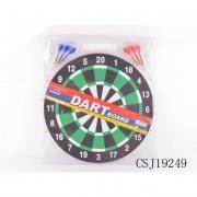Zöld darts szett