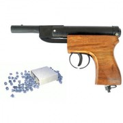 Prijam Air Gun Bbw-007 Model With Metal Body For Target Practice 100 Pellets Free