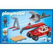 PlayMobil Macara De Pompieri