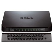 24 Port Gigabit Network Switch 10/100/1000 Mbit/s D-Link
