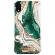IDEAL OF SWEDEN Etui Fashion Case Golden Jade Marble do iPhone XR
