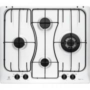 Electrolux Rex/electrolux Rgg6243low Piano Cottura A Gas 60 Cm 4 Fuochi Colore Bianco