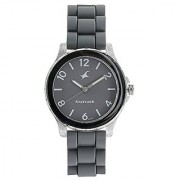 Fastrack Trendies Analog Grey Dial Womens Watch-68009PP10