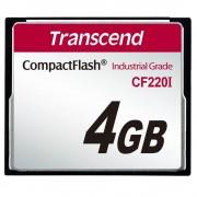 Transcend Industrial CFlash Card de Memorie 4GB (UDMA5)