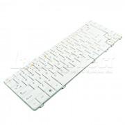 Tastatura Laptop IBM Lenovo IdeaPad Y550p alba + CADOU
