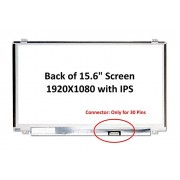 "Generic New 15.6"" IPS FHD 1080P Laptop LED LCD Replacement Screen/Panel Compatible with LG LP156WF6(SP)(M2) LP156WF6-SPM2"