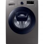 Masina de spalat rufe Samsung AddWash WW80K44305X, 8 kg, 1400 RPM, Clasa A+++, Display, Inverter, Argintiu