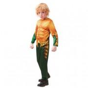 Rubie'S AquamanDisfarce Infantil Clássico 5-7 anos